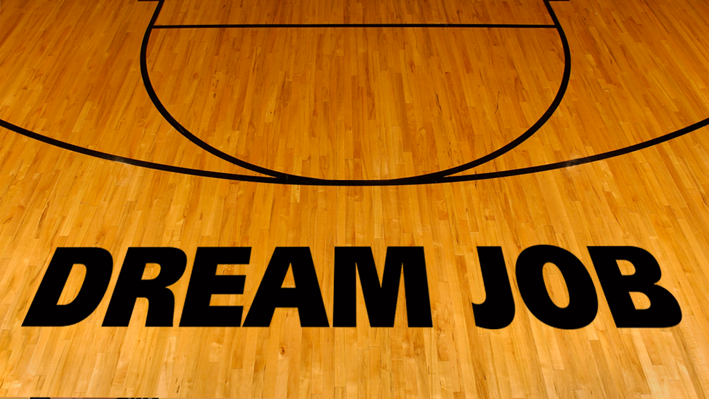 Dream Job: Q&A with David Kaplan, Basketball Operations
